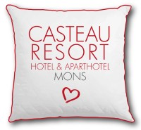 casteau resort Mons